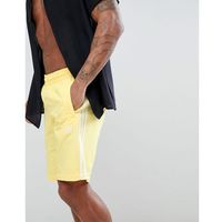 adidas Originals adicolor Swim Shorts In Yellow CW1307 - Yellow, kolor żółty