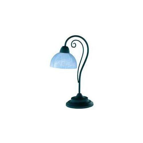 country lampa stołowa czarny, zielony, 1-punktowy - dworek/antyk/śródziemnomorski - obszar wewnętrzny - country - czas dostawy: od 3-6 dni roboczych marki Reality
