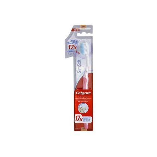 Colgate Slim Soft Ultra Compact szczoteczka do zębów soft + do każdego zamówienia upominek.