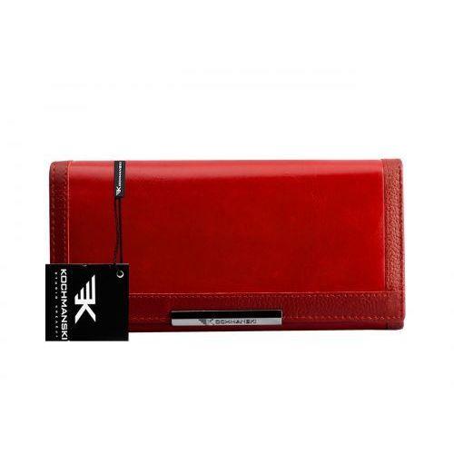 Kochmanski portfel damski skórzany 1682 marki Kochmanski studio kreacji®