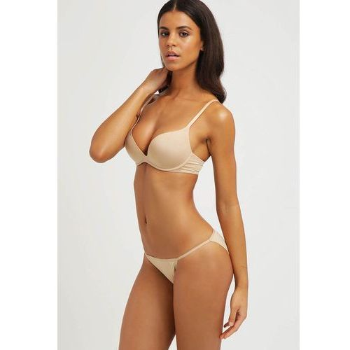 Calvin klein  Underwear PUSH POSITIVE Biustonosz pushup bare, beżowa, max rozmiar: 85C