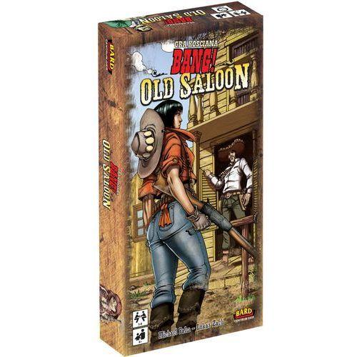 Bard centrum gier Bang! gra kościana: old saloon - darmowa dostawa kiosk ruchu (5902596985530)