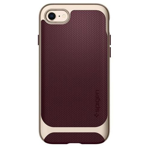 Spigen Neo Hybrid Herringbone 054CS22198 iPhone 7/8 (burgundy) (8809565300905)