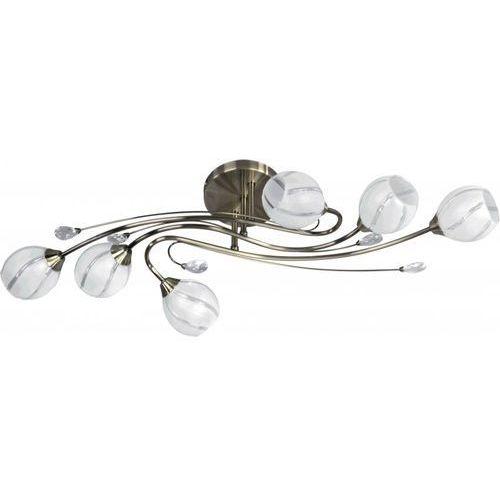 Żyrandol SPOTLIGHT Alanis 5073611 Patynowy + DARMOWY TRANSPORT! z kategorii lampy wiszące
