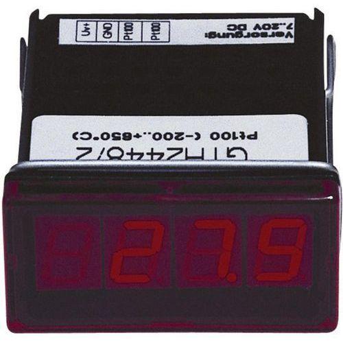 Greisinger Termometr tablicowy, panelowy  gth2448/3, -60 do +199,9 °c, dokładność: ± 0,5 % (4016138330564)