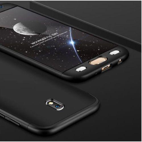 Etui ochronne dla Samsung Galaxy J5 2017 - Czarne - Czarny, kolor czarny