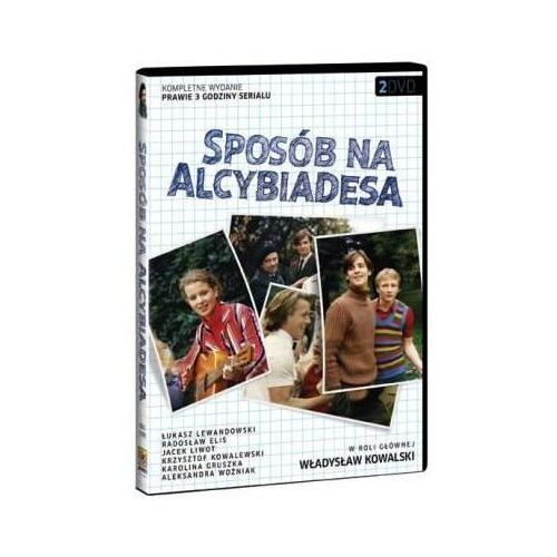 Sposób na Alcybiadesa (2xDVD) - Waldemar Szarek DARMOWA DOSTAWA KIOSK RUCHU (7321997120124)