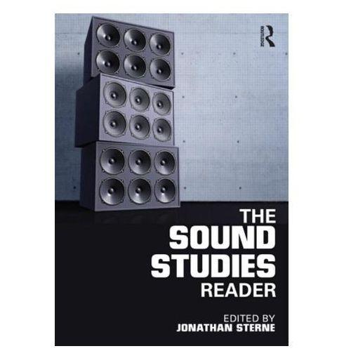 Sound Studies Reader (9780415771313)