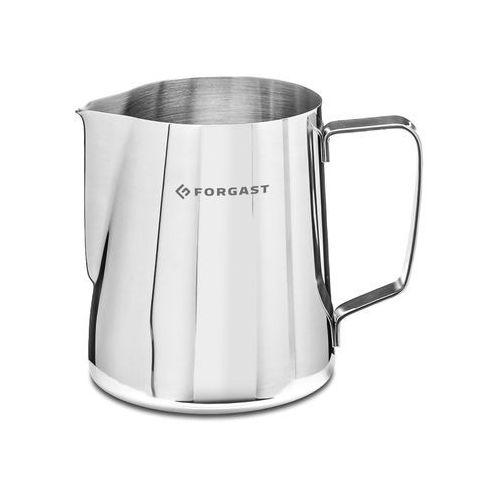 Dzbanek stalowy do spieniania mleka poj. 0,6 l marki Forgast