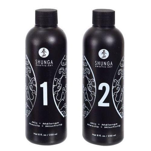 Shunga (can) Żel do masażu egzotyczne owoce 2 x 250 ml | 100% dyskrecji | bezpieczne zakupy