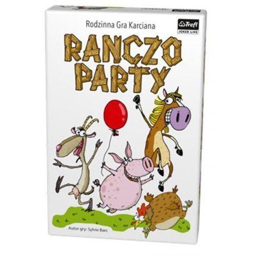 Ranczo Party Rodzinna gra karciana (5904262950491)