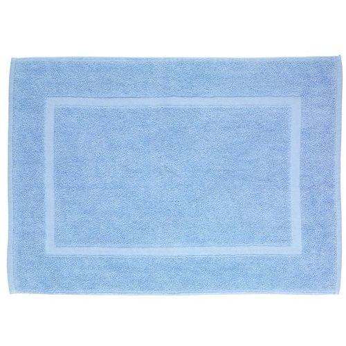 Dywanik łazienkowy TERRY PARADISE, błękitny, 70 x 50 cm, WENKO, B06XJ6SYNV