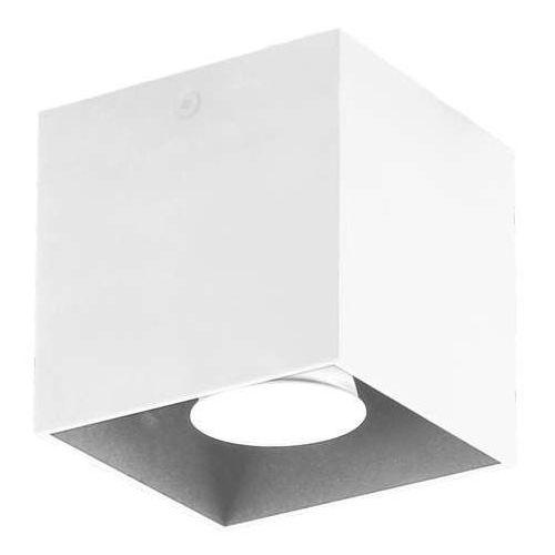Lampex Plafon quado biały