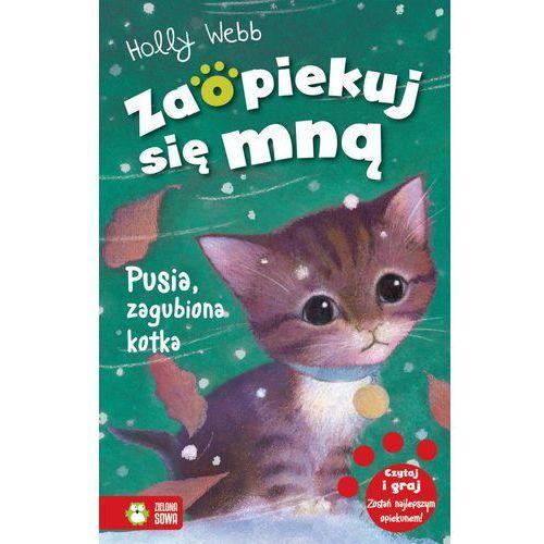 Pusia zagubiona kotka - Wysyłka od 3,99 - porównuj ceny z wysyłką, Webb Holly