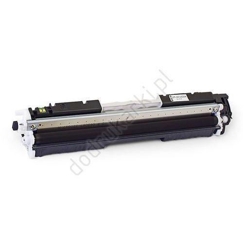 Toner czarny do HP Color LaserJet Pro M176 M177 - zamiennik CF350A 130A [1.3k] z kategorii Tonery i bębny