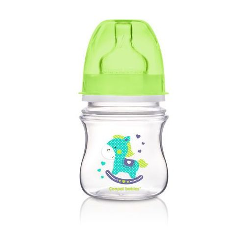 Butelka antykolkowa CANPOL BABIES EasyStart Toys 120 ml 35/220 (5903407352206)