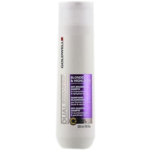 Goldwell Dualsenses Blondes Highlights Shampoo 250ml W Szampon do włosów
