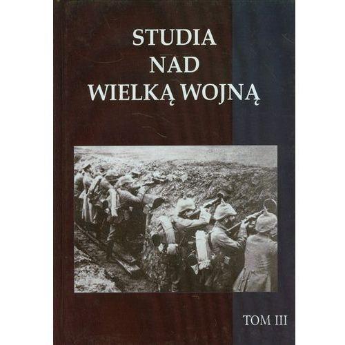 Studia nad Wielką Wojną t.3, Napoleon V wydawnictwo