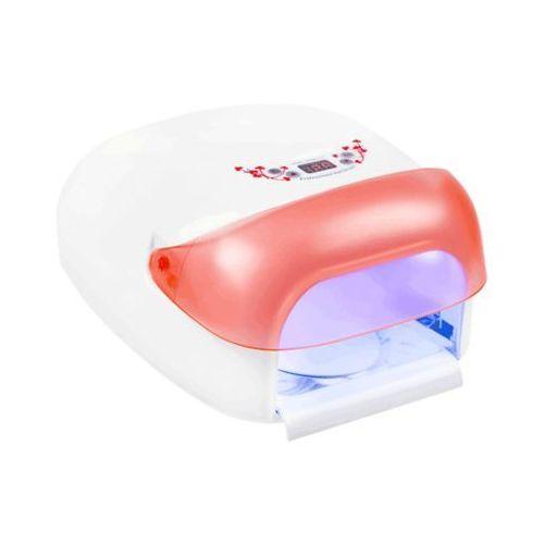 Neonail Lampa cyfrowa lcd różowa z sensorem (5903274006646)