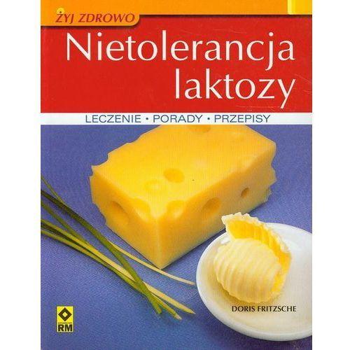 Nietolerancja laktozy (9788372439390)
