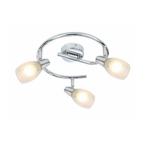 Reality Spirala lampa sufitowa plafon crissy 3x40w e14 chrom 815833-06