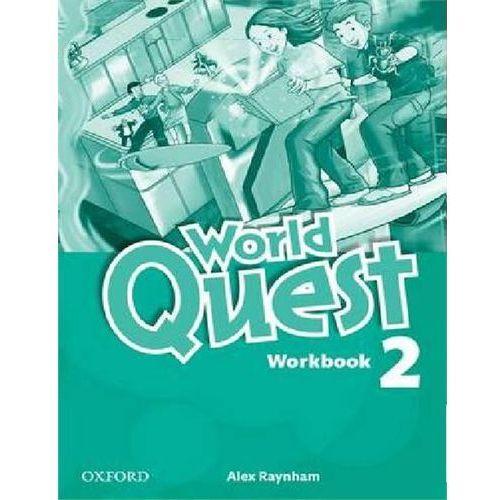 World Quest: 2: Workbook (96 str.)