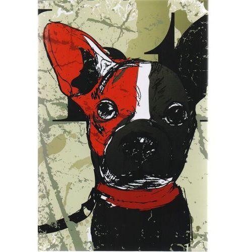 Brulion XL Graffiti Dog GeePap
