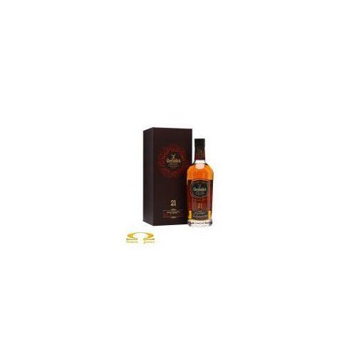 Whisky glenfiddich 21yo 0,7l marki William grant & sons