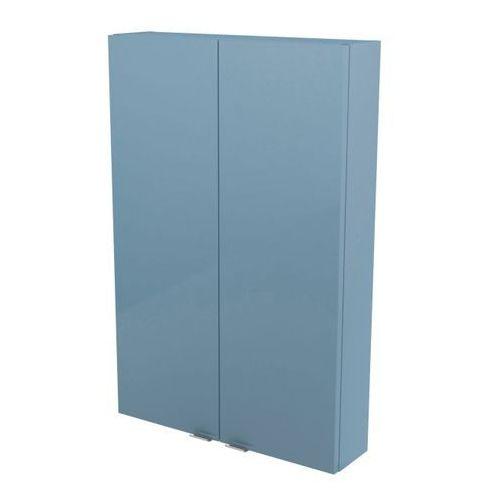 Szafka wisząca GoodHome Imandra 60 x 90 x 15 cm niebieska (3663602933304)