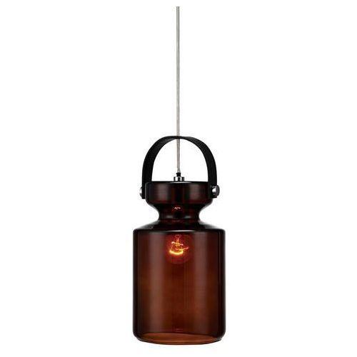 Markslojd Milk 105778 lampa wisząca brązowa 40w e14