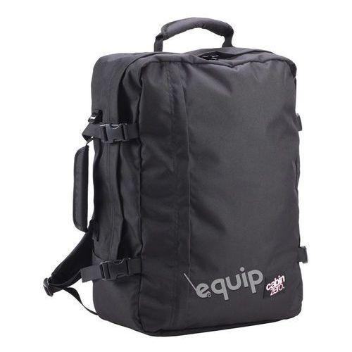 Plecak torba podręczna CabinZero + pokrowiec organizer gratis - absolute black