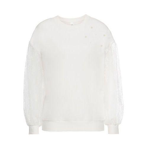 Bluza jasnoróżowy z nadrukiem, Bonprix, 32-46