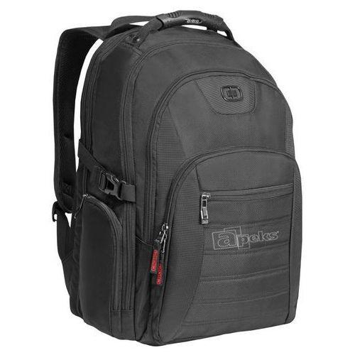 Ogio Urban plecak miejski na laptopa 17'' / Black - Black