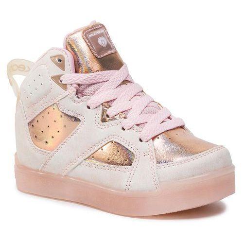 Sneakersy SKECHERS - Lavish Lights 20061L/LTPK Lt.Pink