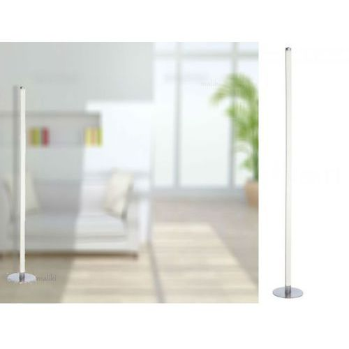 Leuchten-direkt amilia lampa stojąca led stal nierdzewna, 1-punktowy - nowoczesny/purystyczny - obszar wewnętrzny - stehleuchte - czas dostawy: od 3-6 dni roboczych marki Leuchten direkt