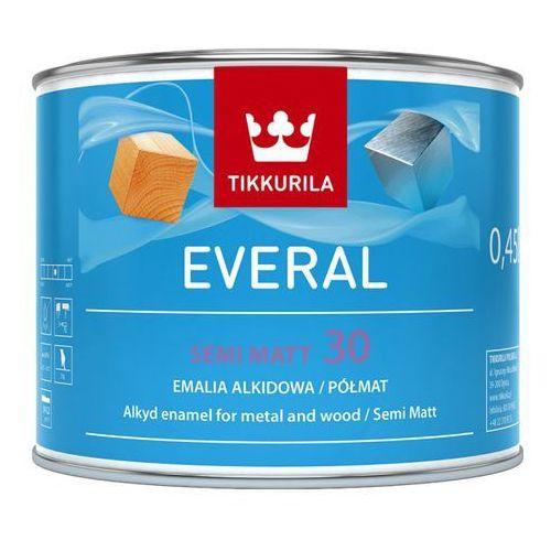 Tikkurila everal universal 30 baza a 0,45l