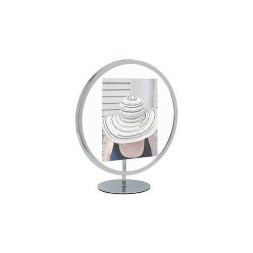 UMBRA ramka na zdjęcia INFINITY okrągła - srebrny chrom