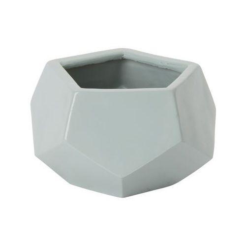 Doniczka ceramiczna C55 GoodHome ozdobna 9 cm egg, C55