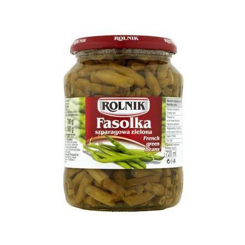 Fasolka szparagowa zielona 700 g Rolnik (5900919000809)