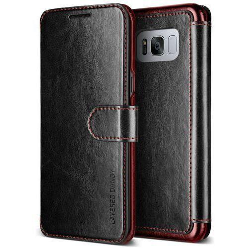 Etui VRS Design Layered Dandy Galaxy S8 Black