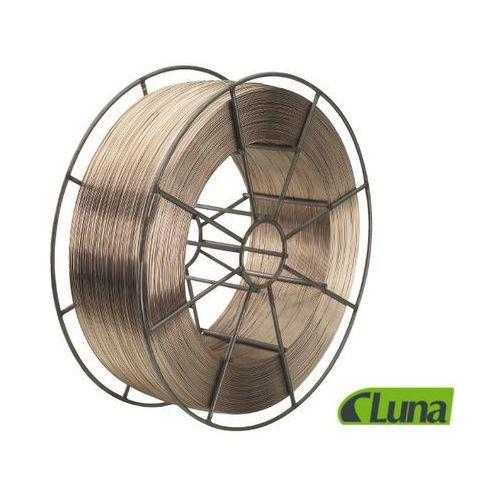 drut spawalniczy do stali zwykłych i niskostopowych rm 100 (20306-0207) marki Luna