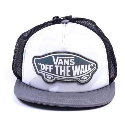czapka z daszkiem VANS - Beach Girl Trucker Hat Snow Camo (SHE) rozmiar: OS