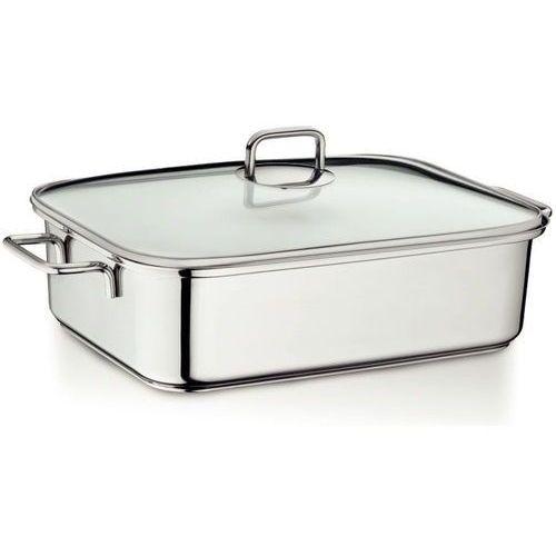 Kela naczynie do pieczenia z pokrywką i wkładką parową ivo 5,8 l (4025457124006)