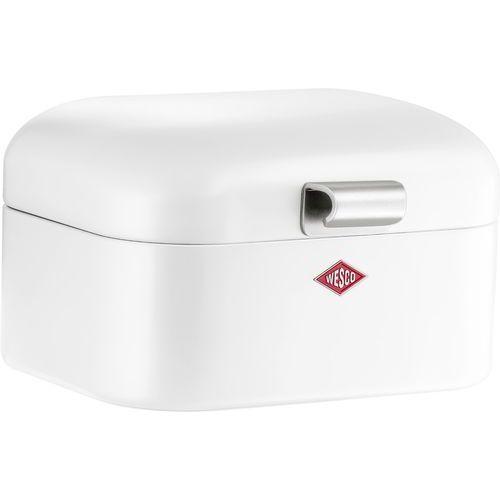 Wesco - Pojemnik na pieczywo Mini Grandy - biały - biały, 235001-01