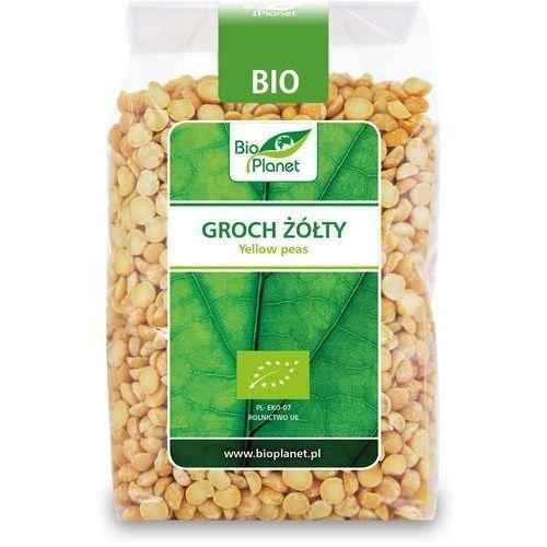Groch żółty połówki BIO 400g - Bio Planet, 5907814668523