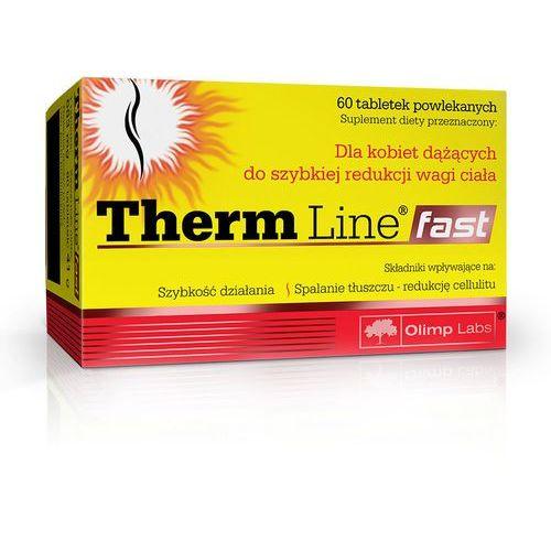 Spalacz tłuszczu therm line fast 60tabl  od producenta Olimp