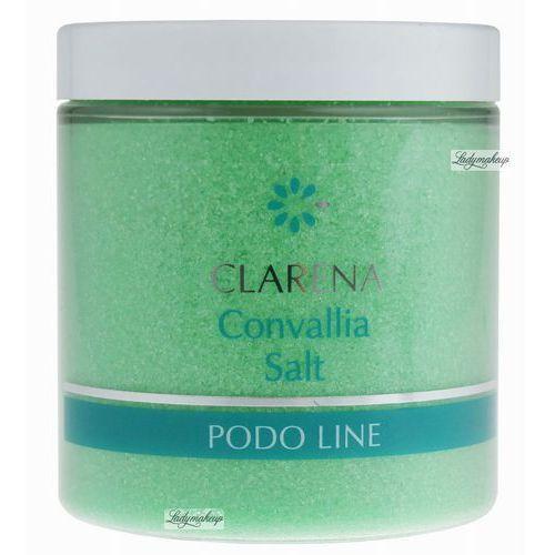 Clarena podo line convallia sól do kąpieli do nóg 250 g (5902194803311)