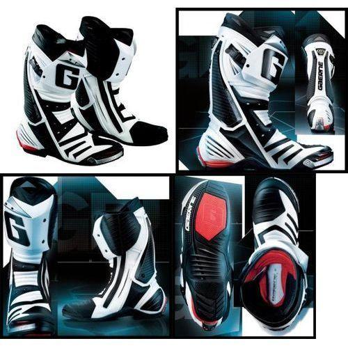 Buty gp 1 białe marki Gaerne
