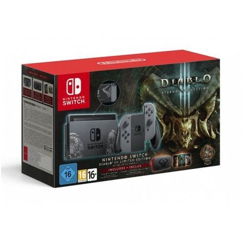 switch diablo iii limited edition marki Nintendo