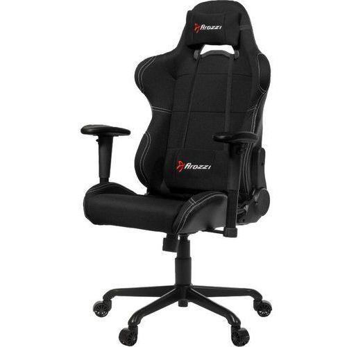 Arozzi fotel gamingowy Torretta, czarny (TORRETTA-BK)